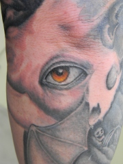 detail of a sleeve