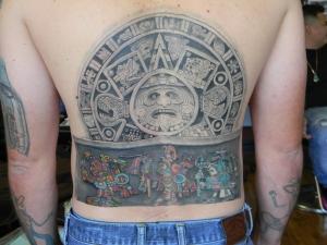 aztec back